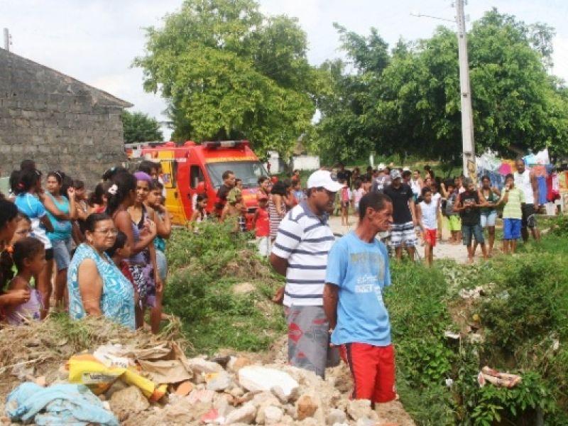 Sumiço de crianças mobiliza Polícia Militar e Bombeiros em Penedo