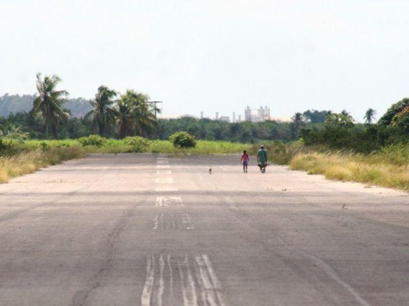 Reintegração de posse do aeroporto de Penedo acontece nesta sexta, 13