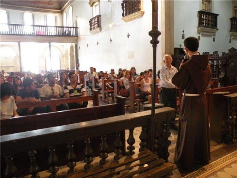 350 Anos da presença Franciscana é comemorado