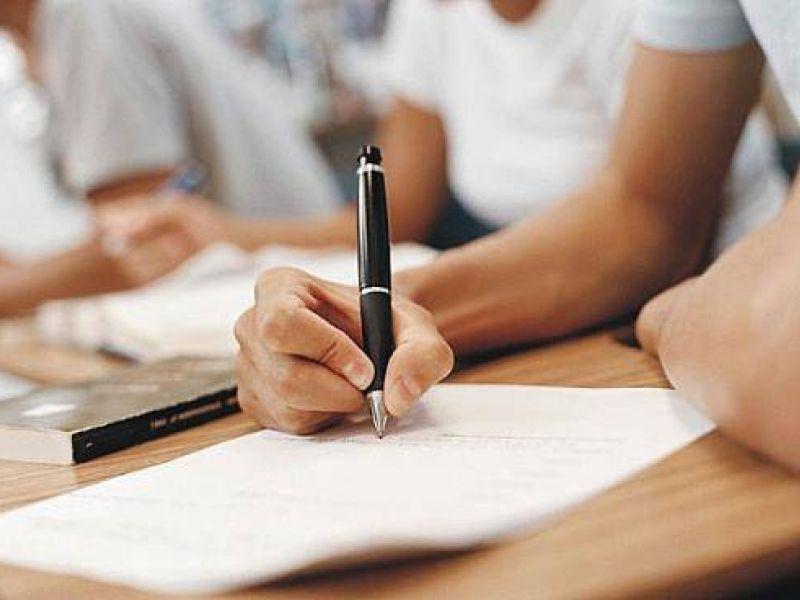 Estão abertas inscrições para Exames Supletivos