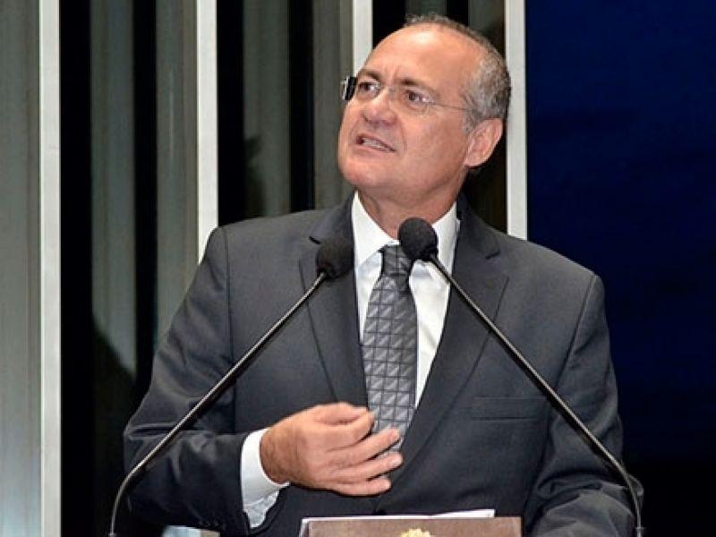 Áudio: Renan Calheiros saúda estabilidade da taxa de desemprego