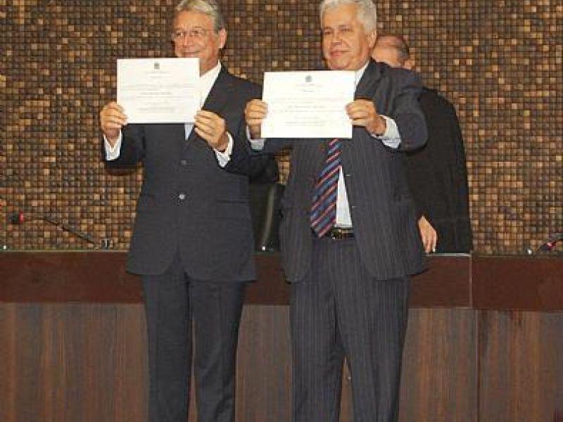 Candidatos eleitos por Alagoas são diplomados