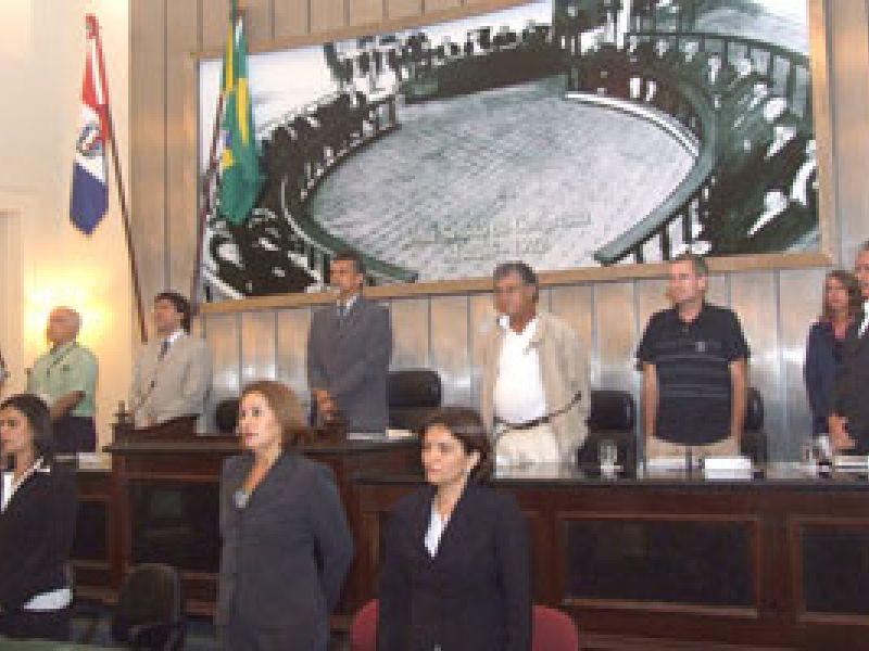 Descoberta do Pré-Sal é debatida em sessão pública na Assembleia