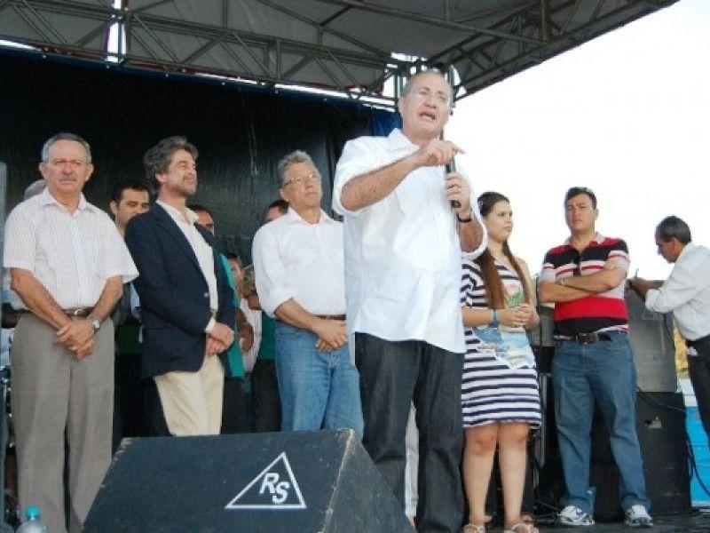 Renan destaca importância do novo roteiro turístico