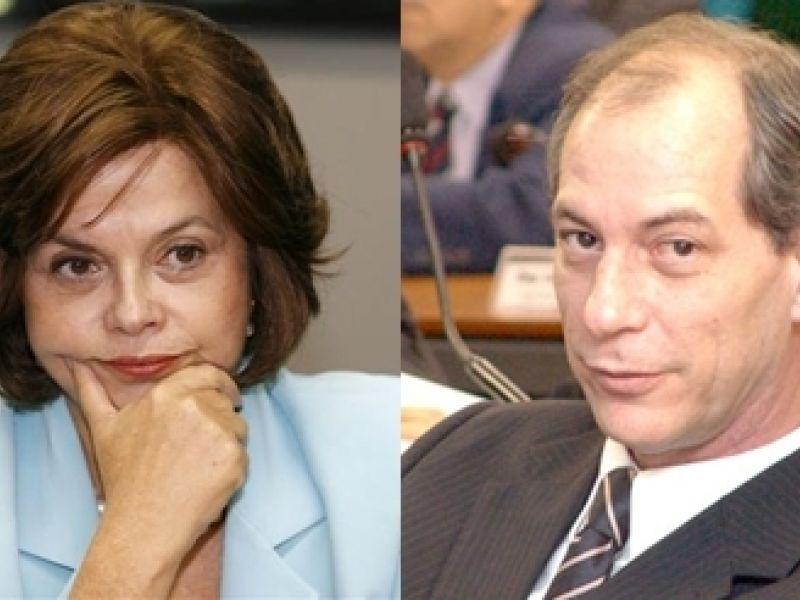 Ibope mostra Ciro e Dilma empatados com 14%