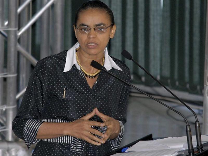 Marina Silva confirma filiação ao PV