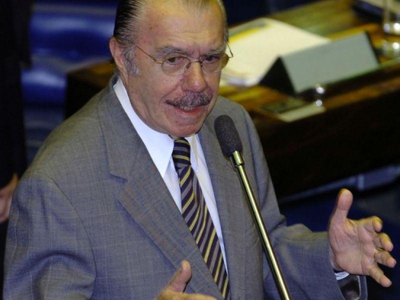 Sarney diz que Senado voltará ao normal