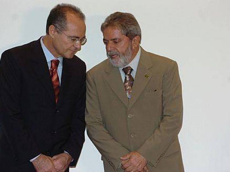 Lula endossa Renan e culpa oposição por tumultos