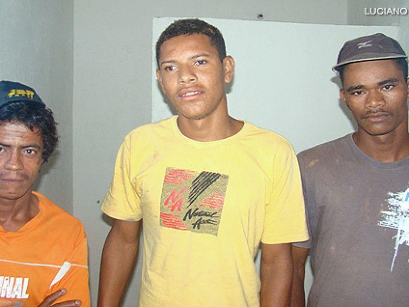 Crime ambiental: quatro pessoas são presas em Rio Largo