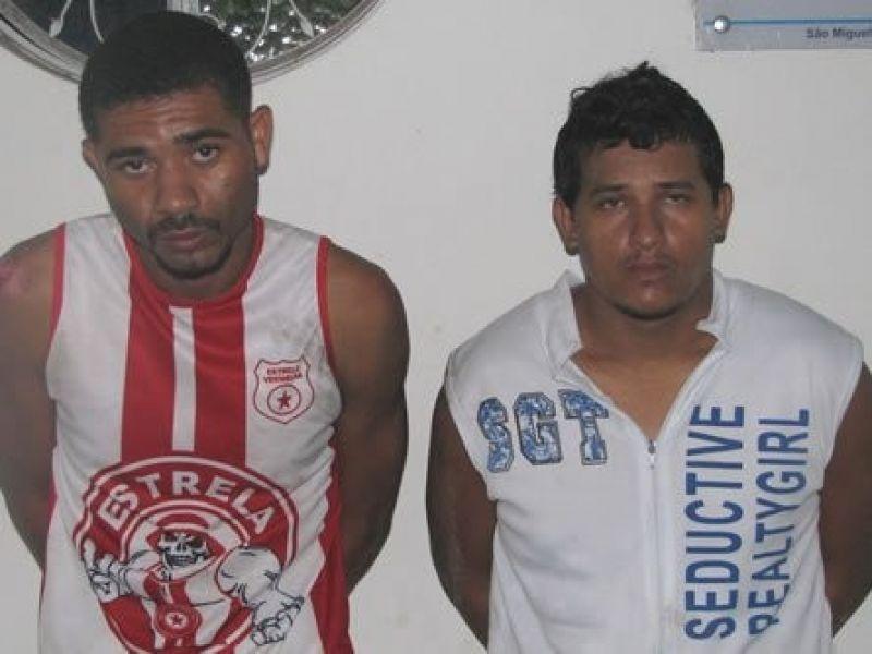 PM prende traficantes em Jequiá da Praia