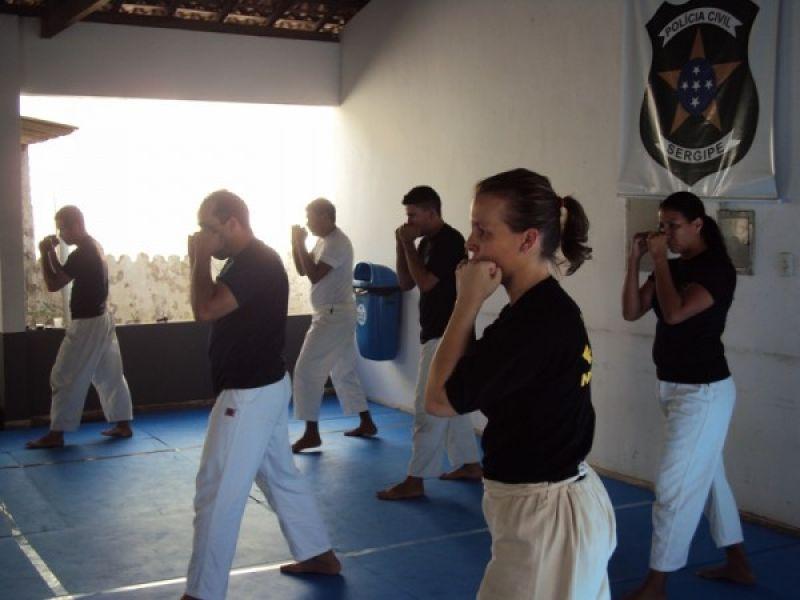 Curso de defesa pessoal de Sergipe é destaque nacional