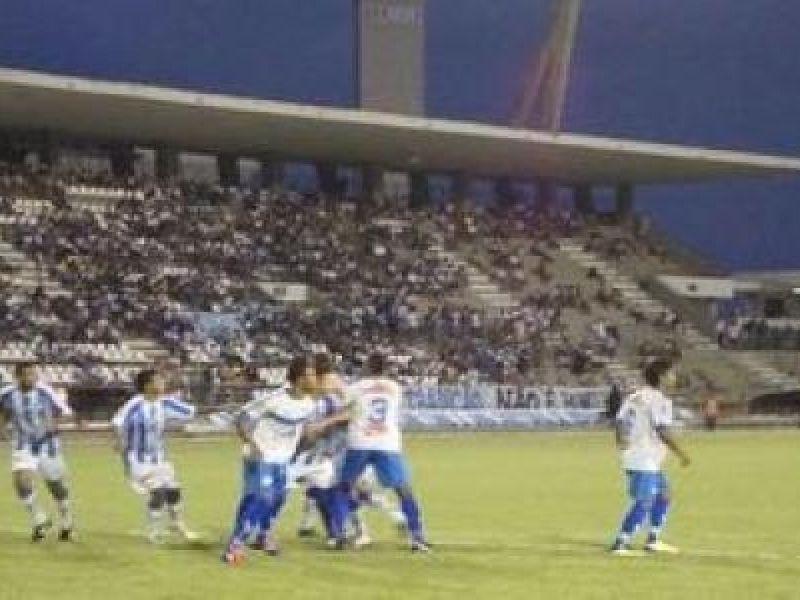 Jogando no Rei Pelé, CSA é derrotado pela equipe do Rio Largo