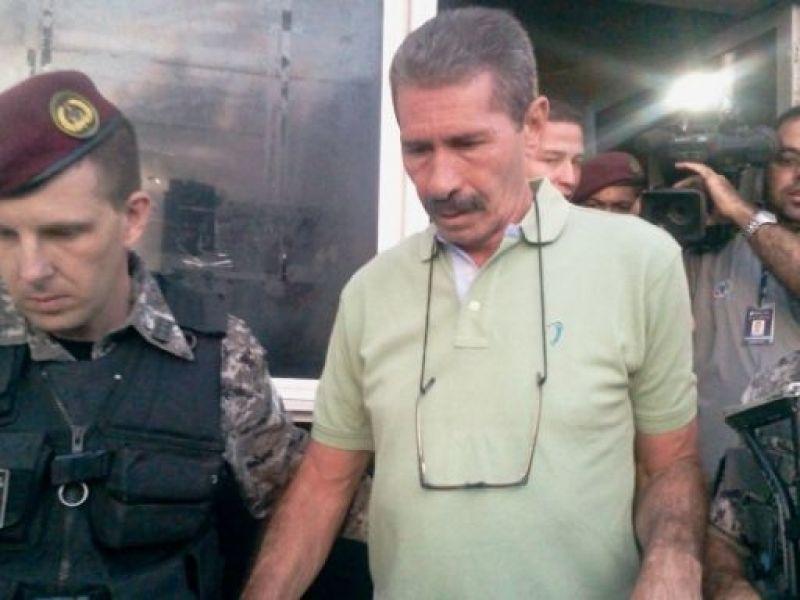 Ex-coronel Cavalcante volta ao presídio após 14 dias em liberdade