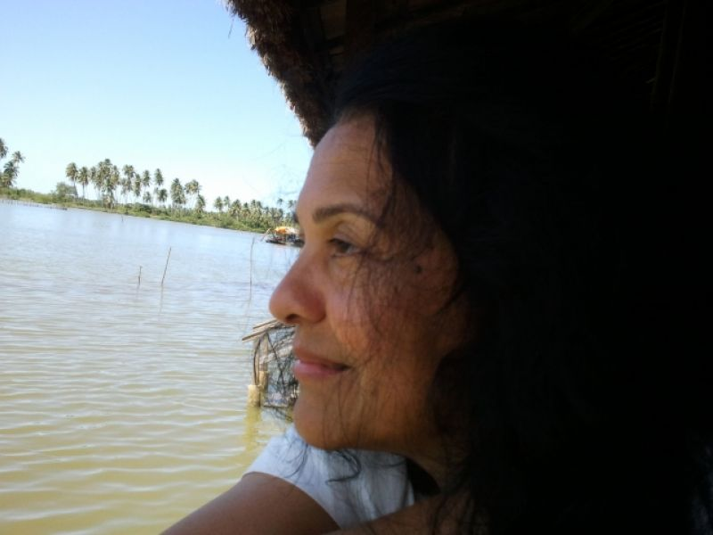 Silvia Nazário canta em Maceió e relembra trajetória artística