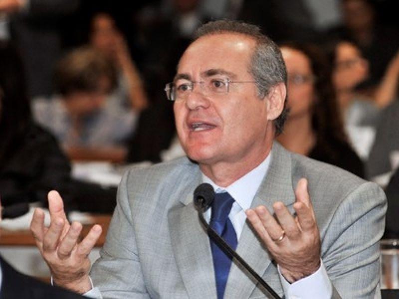Renan expõe à Dilma seu projeto de combate à exploração sexual