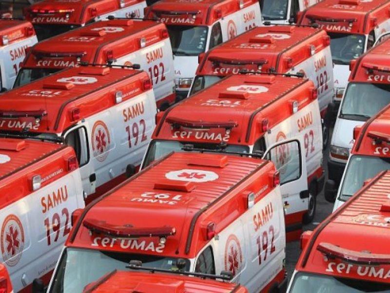 Ambulâncias do SAMU ampliam atendimento nos municípios