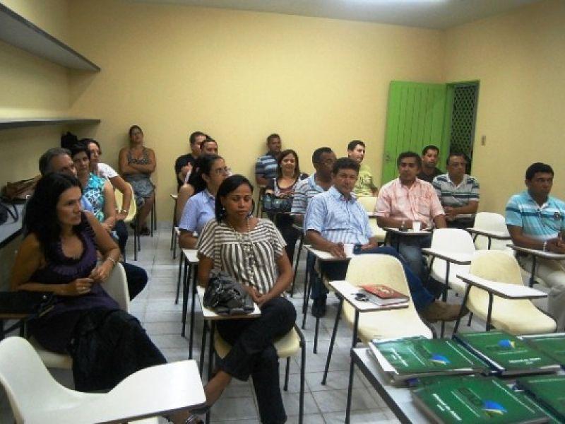 FUG realiza aula inaugural do curso de Gestão Pública em Girau