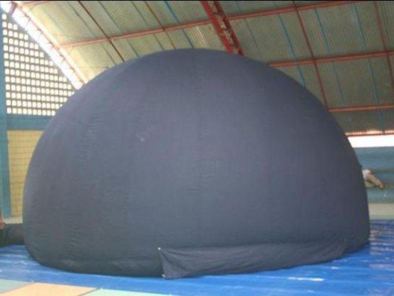 Arapiraca terá o primeiro planetário móvel de Alagoas