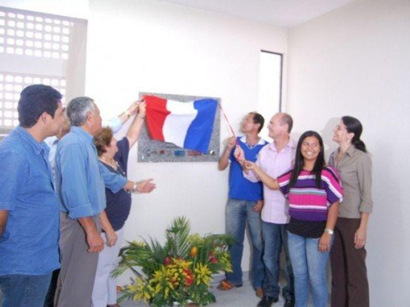 Reitora destaca empenho de Renan na interiorização da Ufal