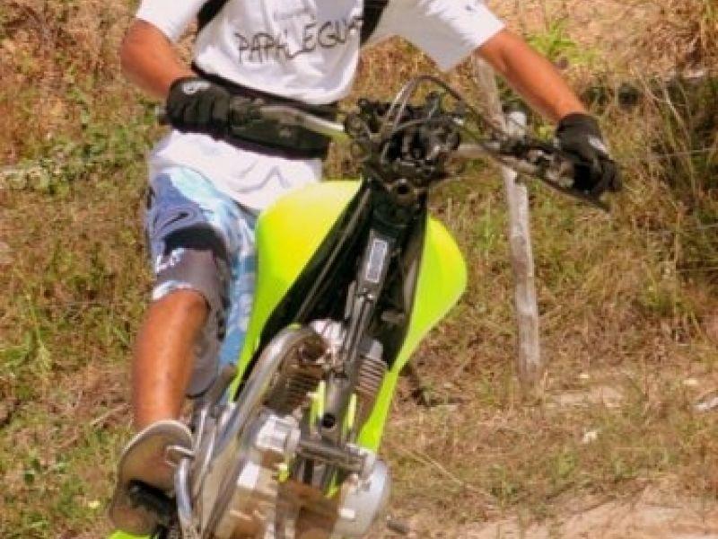 Adrenalina em duas rodas