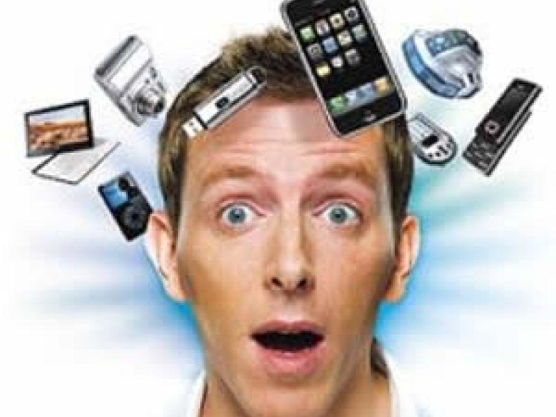 Se já é difícil viver no mundo com a tecnologia, imaginem sem ela!