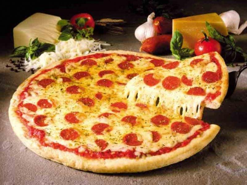 Hoje é dia da PIZZA