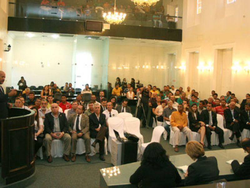 Assembleia discute importância do cooperativismo em Alagoas