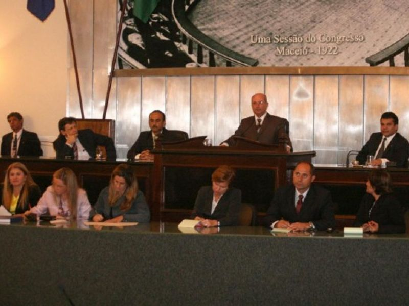 Presidente da ALE pede que Judiciário explique denúncias