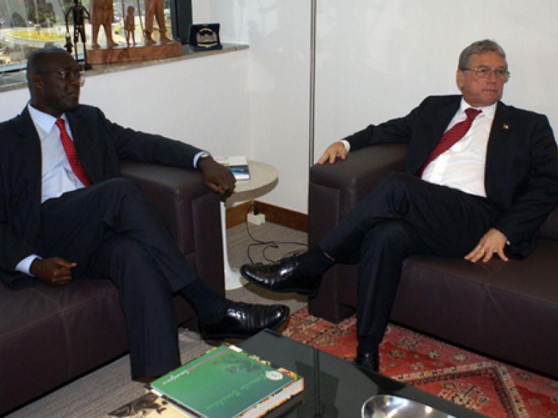 Governador garante recursos de mais de R$ 360 milhões
