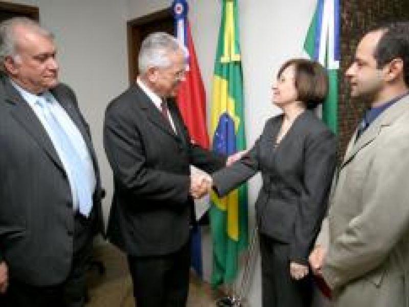 Energia: TJ e Ceal firmam parceria para melhorar fornecimento