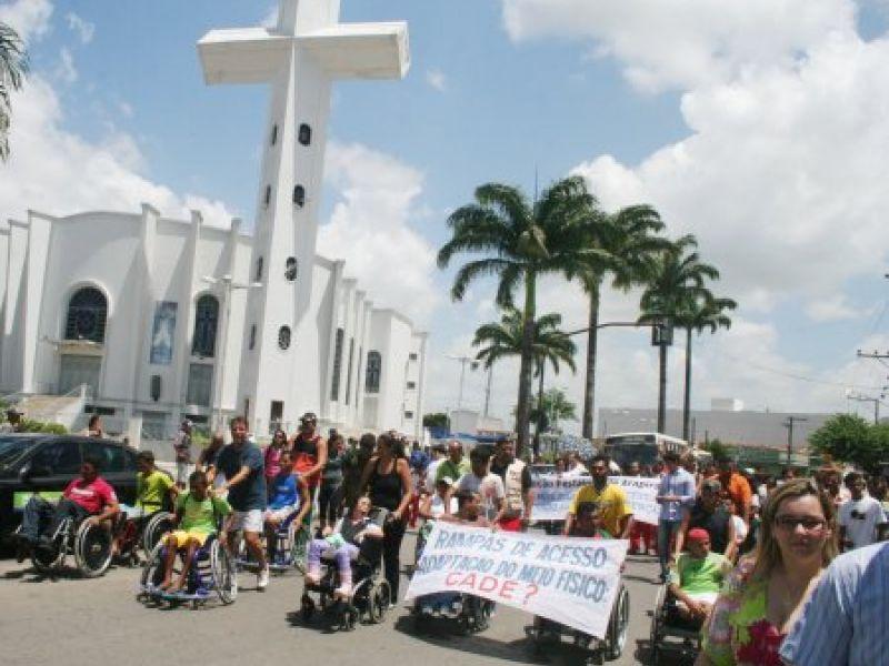Arapiraca realiza Semana da acessibilidade