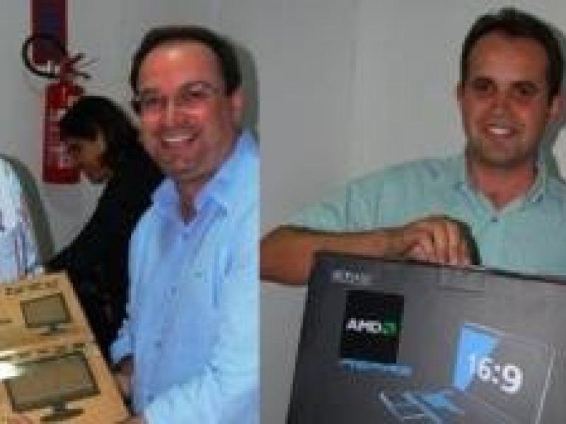 Municípios de Atalaia e Carneiros são premiados pela AMA
