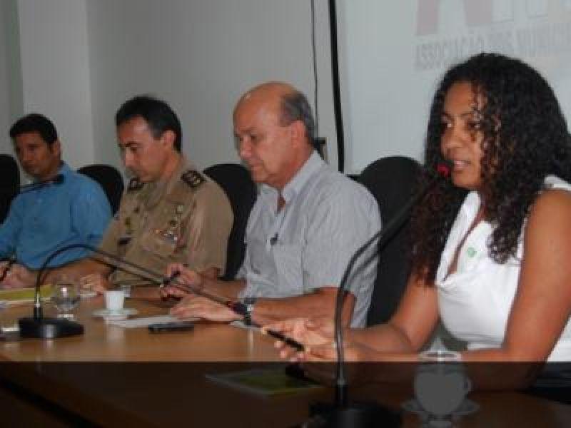 Conferência de Segurança tem propostas de municípios