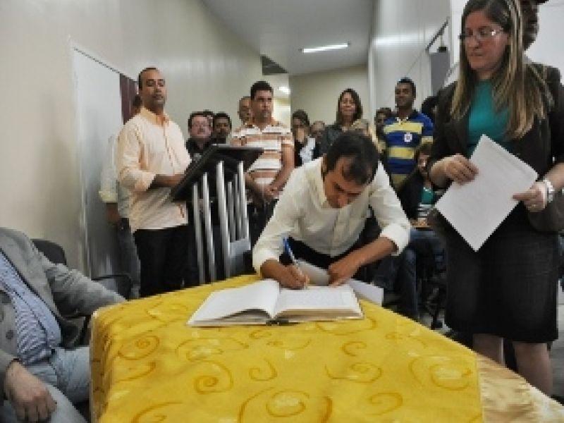 Arapiraca: Joãozinho do PT assume Secretaria de Cultura