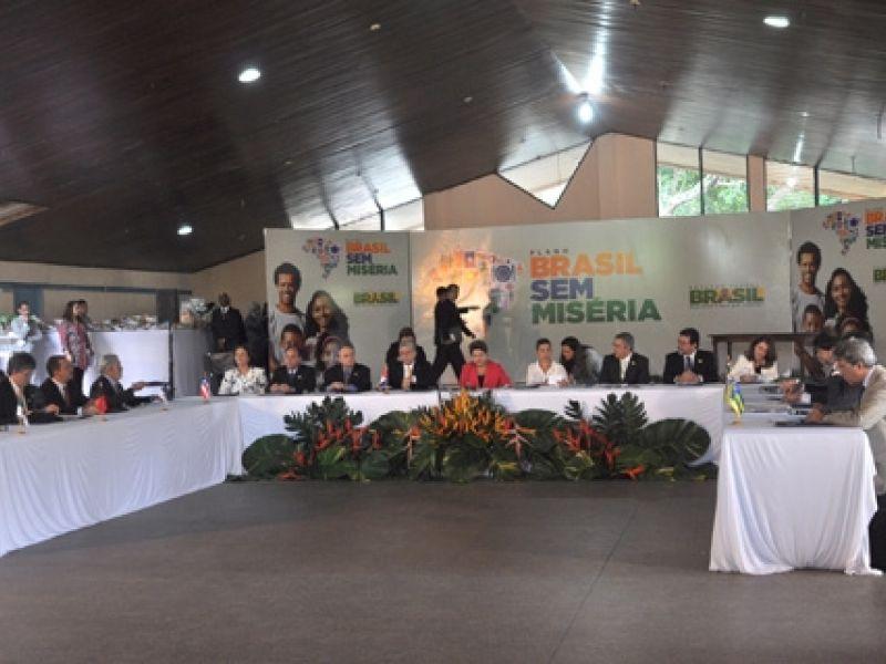 Dilma elogia hospitalidade do povo de Arapiraca