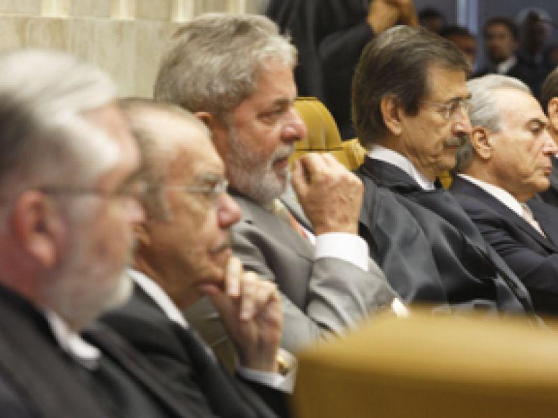 Ministro Cezar Peluso assume Presidência do STF