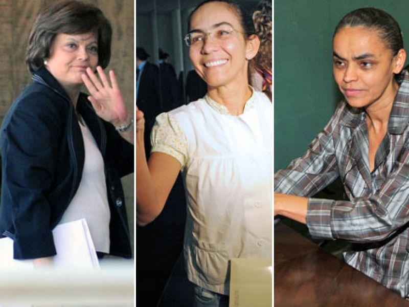 Brasil terá a eleição mais feminina da história em 2010
