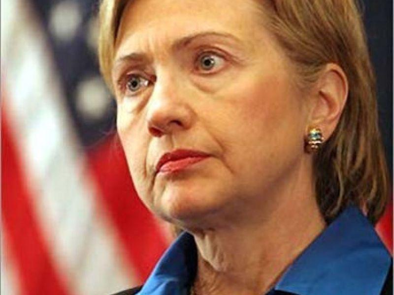 Hillary Clinton é esperada nesta terça-feira em Brasilia