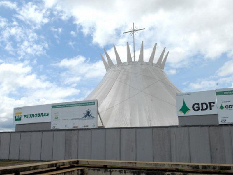 Reforma em monumentos prepara Brasília para festa dos 50 anos
