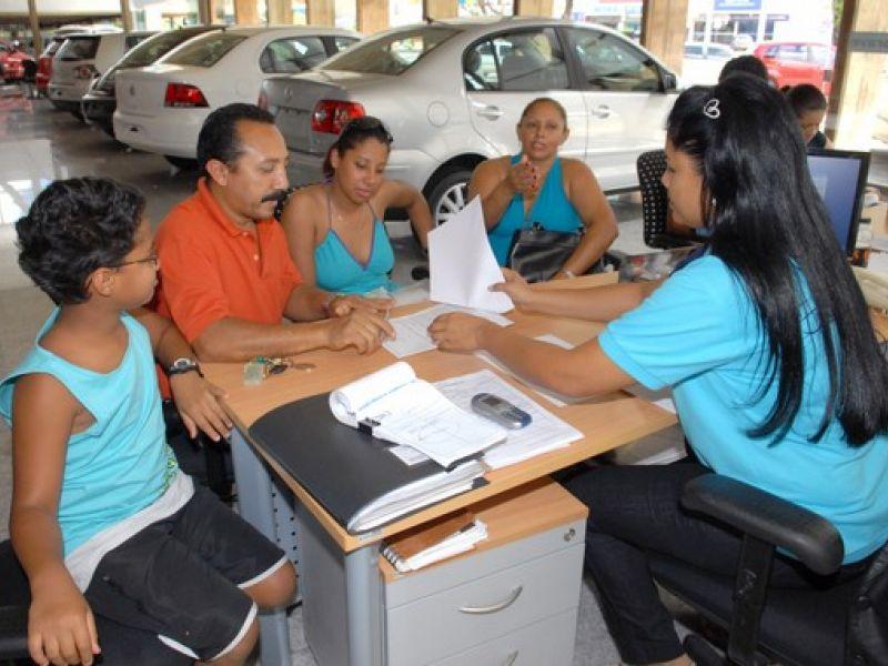 Aumentam vendas de carros no último fim de semana com isenção do IPI
