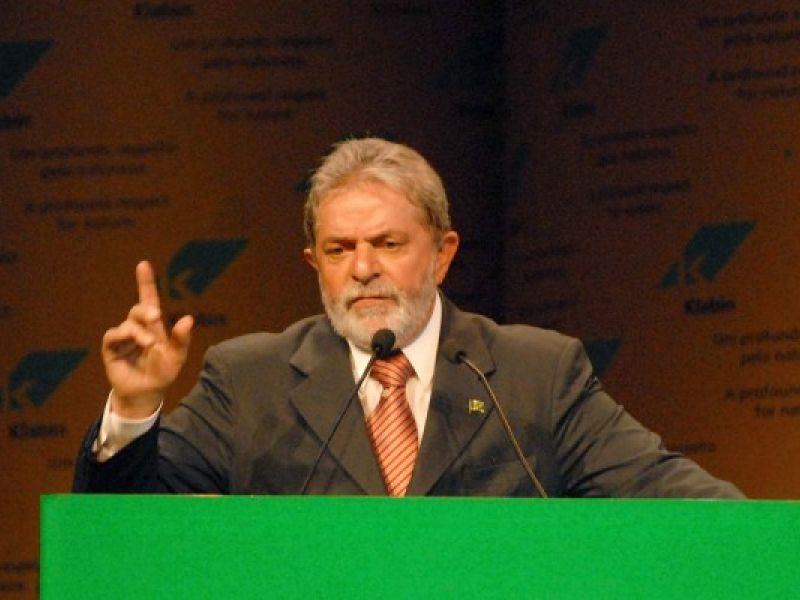 """Lula: A cultura é um """"gênero de primeira necessidade"""""""